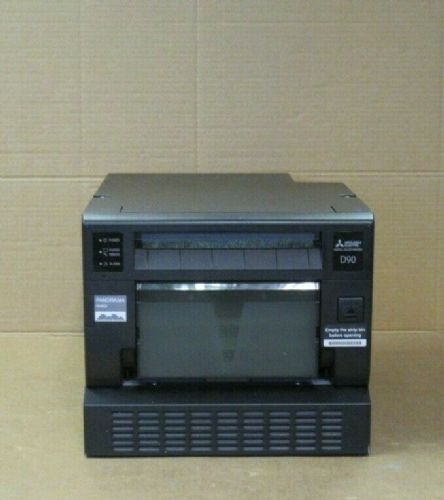 Mitsubishi D90 CP-D90DW-P Digital Colour Photo Panoramic Compact DyeSub Printer